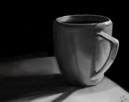 Cup-study by KM-Chai