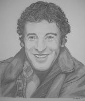 Bruce Springsteen by donna-j