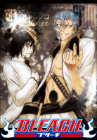 Ulquiorra and Grimjaw by chouk57
