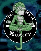 The Jade Monkey Logo by LeviSmithArt