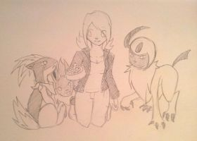 pokegroup by Engelmoon