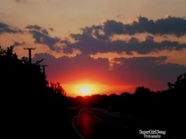 Highway to Hell by SuperGirlSwag