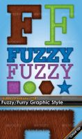 Fuzzy Illustrator Style by gruberdesigns