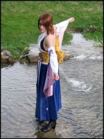 Final Fantasy X - The Sending. by Fallen--Angel