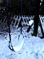Snow Swing by AlexAllykat