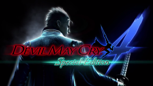Devil May Cry 4 Special Edition by midinferno