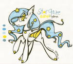 + Auction CLOSED : Star Themed Pony + by hannyah