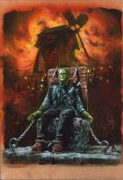 Frankenstein by JeffLafferty