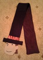 Professor Layton Scarf by tavington