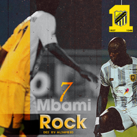 Modeste Mbami by al3ameed1927