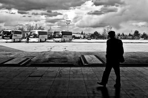 Bus Station Stories by pigarot