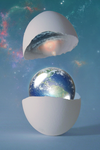 Eggstreme Earth by CrazEriC