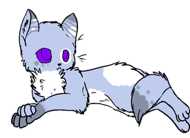 Adoptable cat. SOLD by xNeverEndingRain