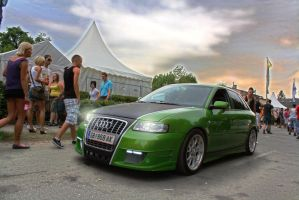 Audi S3 by cyberfish128