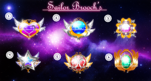 Sailor Brooch's Adoptables CLOSED by YukiMiyasawa