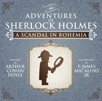 The Adventures of Sherlock Holmes: Lego by JamesMacaluso