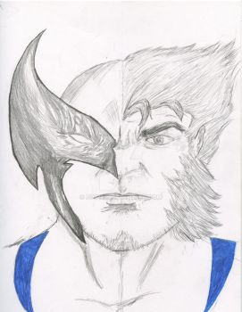 Wolverine by Dot112