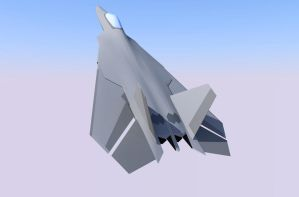 F-22AX Sea Raptor by diasmon