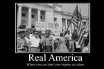 Real America Demotivator by Party9999999