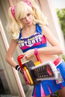 MetroCon: Lollipop Chainsaw by stillreflection