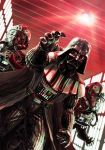 Darth Vader and TIE Fighter Pilots by Robert-Shane
