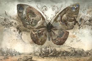 The-Butterfly-Effect by artfactotum