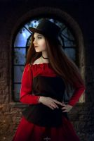 Black and Red by Dea-Vesta