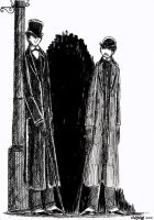 Holmes and Watson by herbertzohl