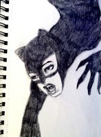 catwoman! by kasblue