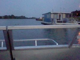 Out On The Pontoon by Lunastel