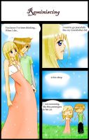 First comic by Criana
