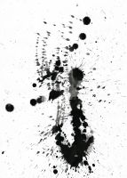 Ink Splatter 02 by Loadus