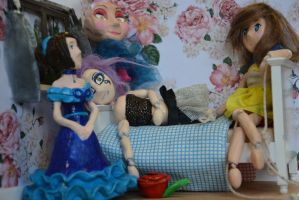 My Puppets by Lapin670