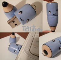 Pencil Drive 2gb by Tiffyx