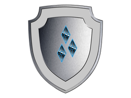 Rarity Shield of Honor TRANSPARENT by SwedishRoyalGuard