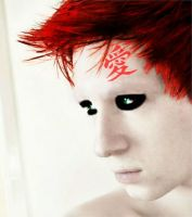 Gaara by waterqueen1994