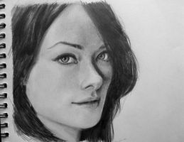 Olivia Wilde by Mr-Modest