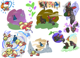 pkmnation more levels by kitzune-griffith