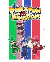 Dokapon Kingdom Tribute by dirtygentlemen