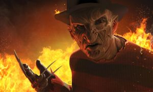 Freddy Krueger by TovMauzer