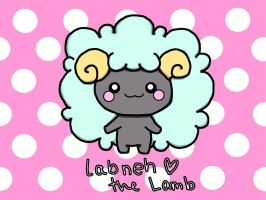 Labneh the Lamb by starberrycharms