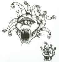 Beholder Obsession by Magelet