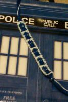 TARDIS Bracelet by ShoopOnTheMoon