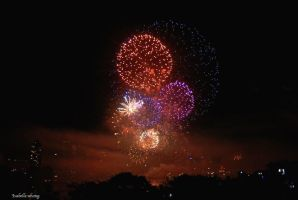 Fireworks 2013 by AFK-photo