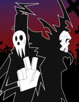 Soul Eater- The faces of Death by FirebirdXR