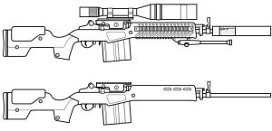 Custom M14 Design by lemmonade