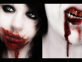 ...eat you alive... by SistaofPain