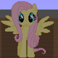 Fluttershy Front by annary