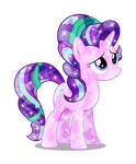 Crystal Starlight Glimmer by InfiniteWarlock