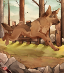 Fallout 4 [Speedpaint] by MapleSpyder